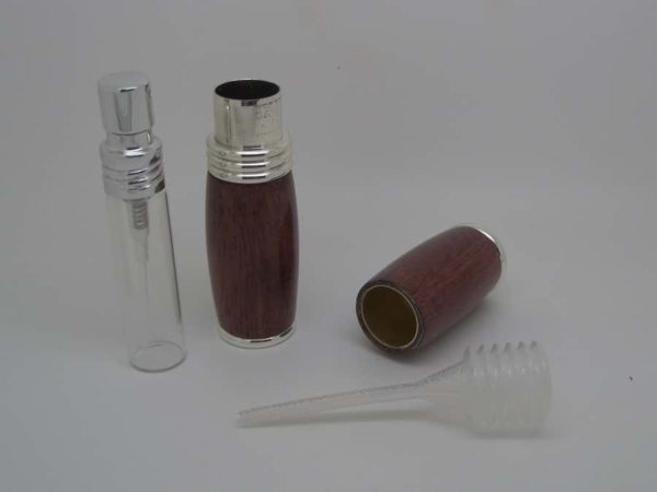 Atomizer Broken Down To Parts