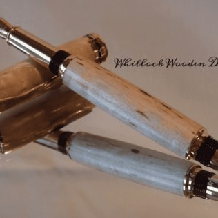 Masur Birch Fountain Pen