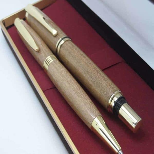 ELM PEN SET WITH GIFT BOX