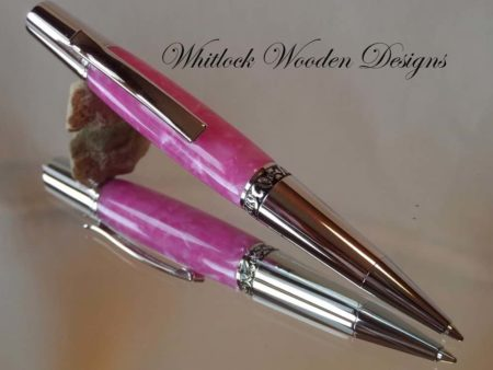 Crushed Pink Bella Pen