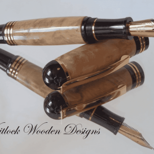 Coolabah Fountain Pen