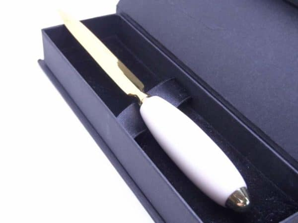 Letter Open With Gift Box