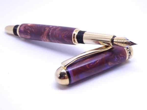 MOLTEN MAGMA FOUNTAIN PEN