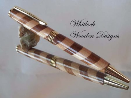 Making A Barber Pole Design Pen