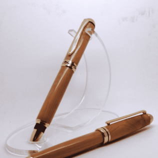 Yew Fountain Pen And Pencil Set