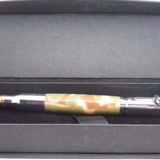 Desert Camouflage Bolt Action Pen