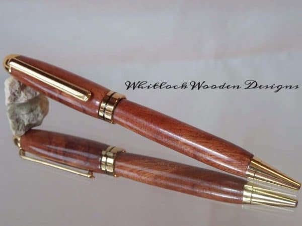 Bubinga Wooden European Pen