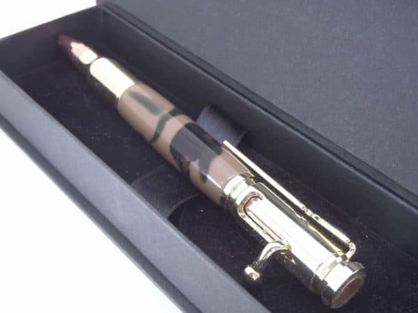 Rifle Cartridge Pen With Gift Box