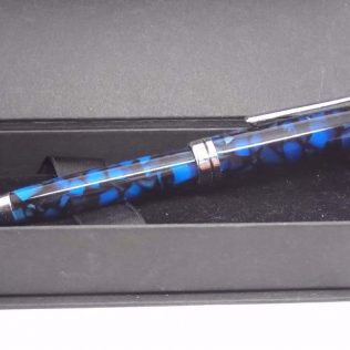Royal Blue Ballpoint Pen