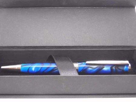 Streamline Blue Black Ball Pen