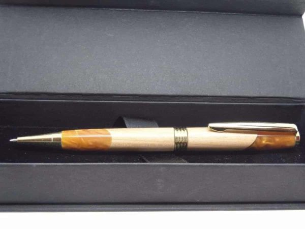 Copper Hybrid Pen With Gift Box