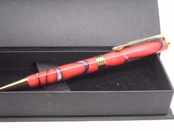 Handmade Ballpoint Pen With Presentation Box