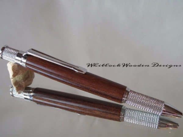 Indian rosewood wood ballpoint pen