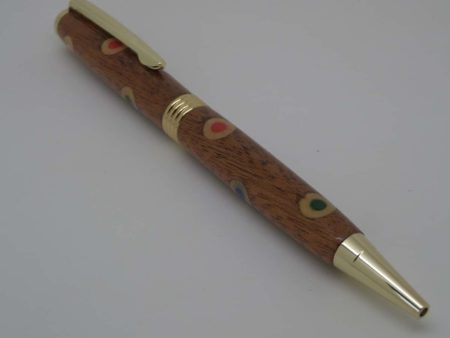 Wooden Colouring Pencils Pen