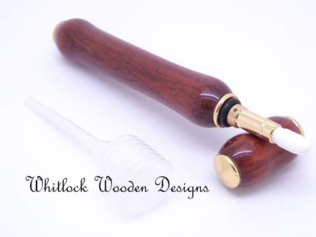 Padauk Perfume Pen Applicator