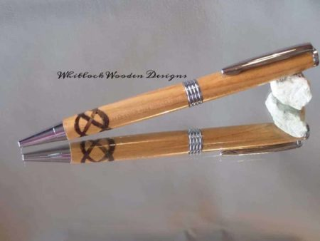 Handmade Wooden Celtic Knot Pen
