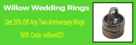 9th Wedding Anniversary Ring Offer