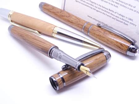 Luxury pens with history