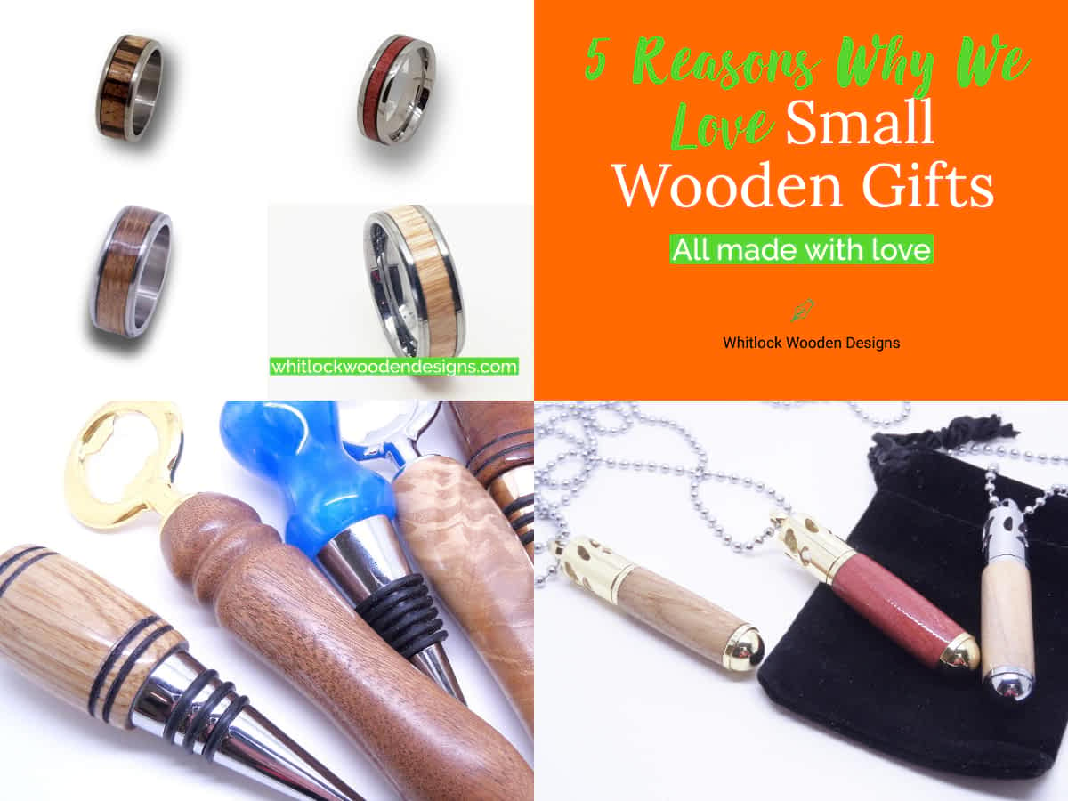 Small Wooden Gifts Why We Love Them