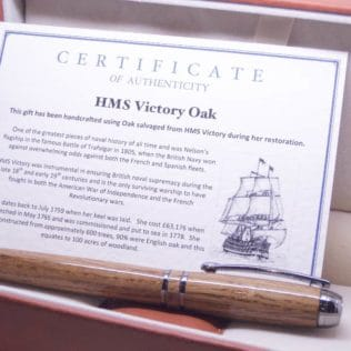 HMS Victory Rollerball Pen