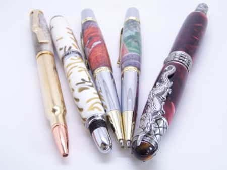 Curious Pen Designs