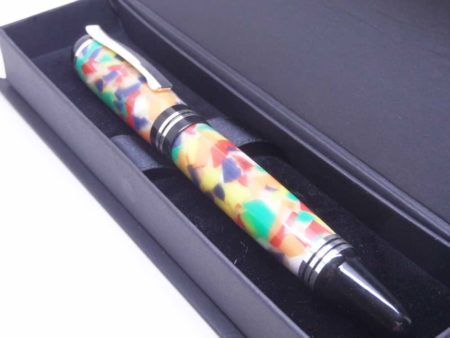 Candy Coloured Fountain Pen
