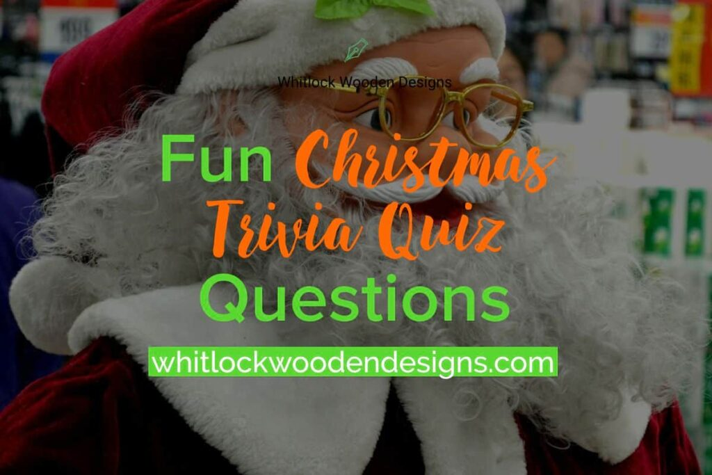Fun Christmas Trivia Questions And Answers