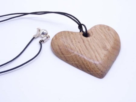 Heart Of Oak Necklace