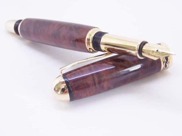 Red Mallee Fountain Pen
