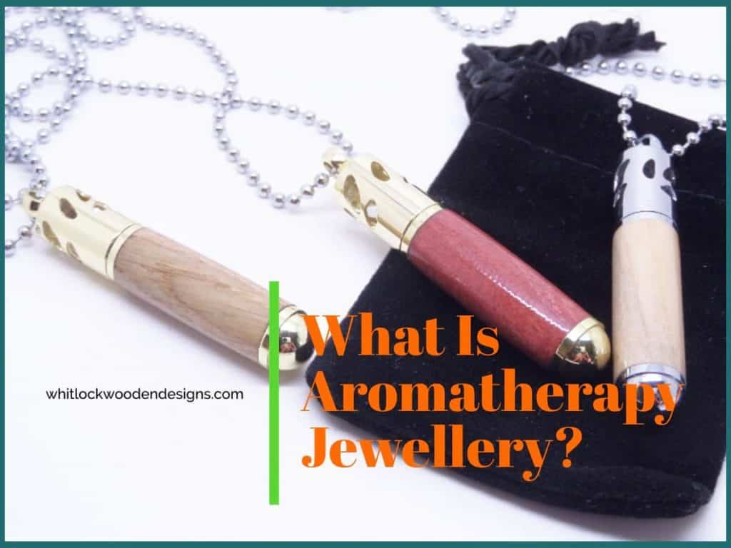 What Is Aromatherapy Jewellery?