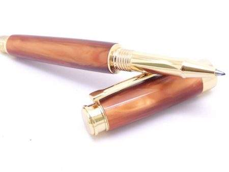 Copper Rollerball Pen