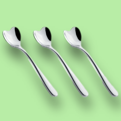 shaped spoons