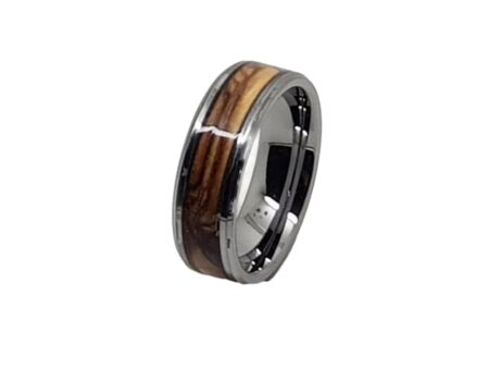 Bethlehem Olive Wood Ring