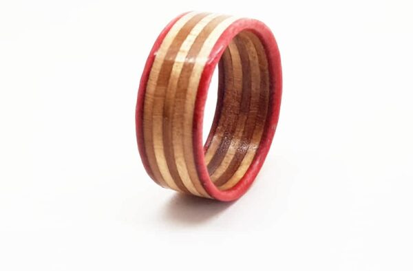 Urban skateboard ring