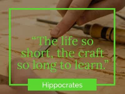 woodworking craft quote