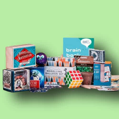 Work From Home Wellness Box